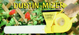 Use Dustin Mizer to apply Diatomaceous Earth and other Garden Dusts Fast