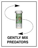 Gently Mix Predators